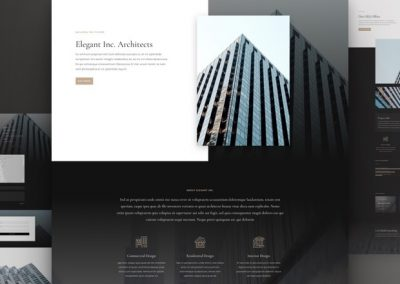 Architecture Firm Layout