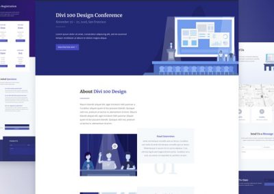 Design Conference Layout