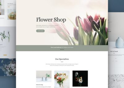 Florist Layout