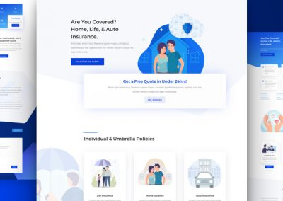 Insurance Agency Layout
