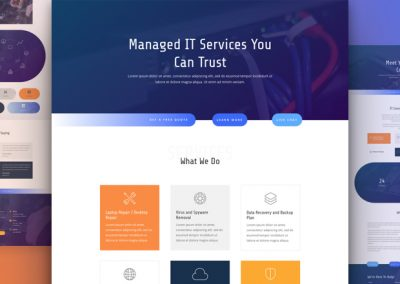 IT Services Layout