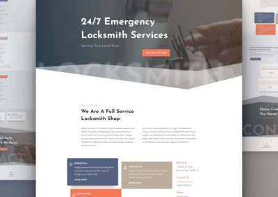 Locksmith Layout