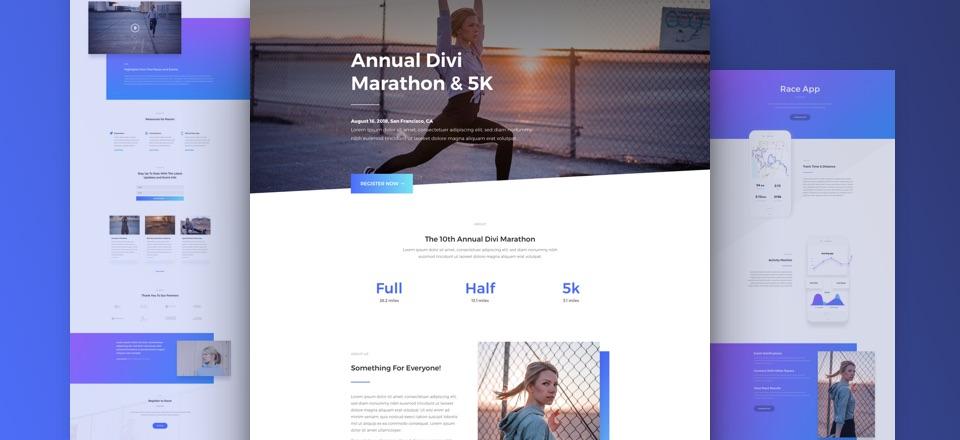 Marathon Layout