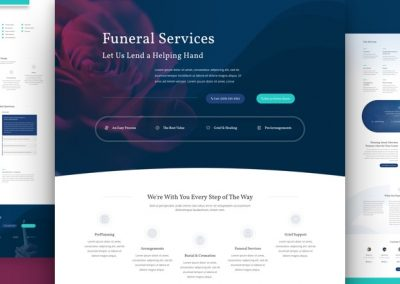 Funeral Home Layout