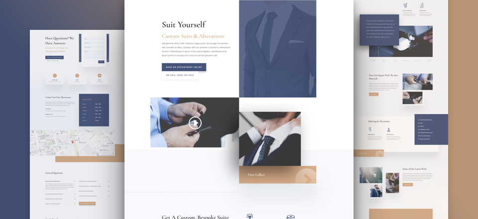 Tailor Layout