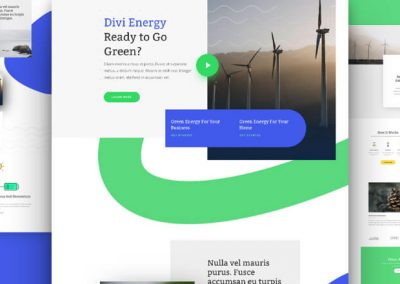 Green Energy Layout